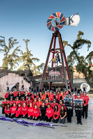 American Diabetes Walkathon Knotts Berry Farm 2013