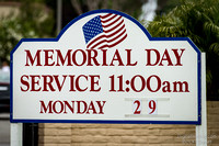 Pacific View Memorial Day 2017